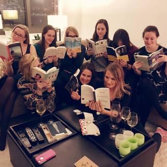 Book Club Girls